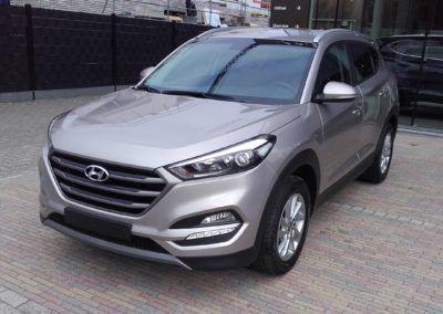 Hyundai Tucson 1.7D 05/2017