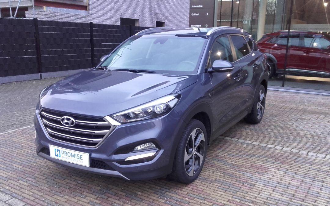 Hyundai Tucson 1.6B 01/2017