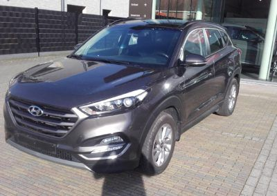 Hyundai Tucson 1.7CRDI 02/2017