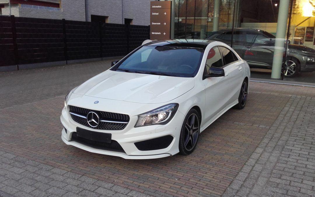 Mercedes CLA 220CDI 11/2013