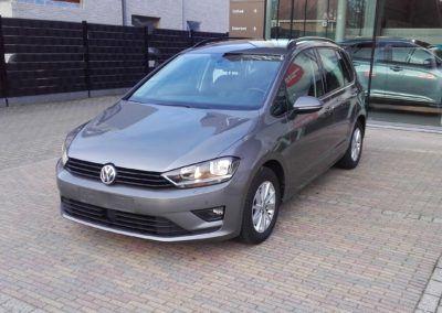 VW Golf Sportvan 1.6TDI 08/2014