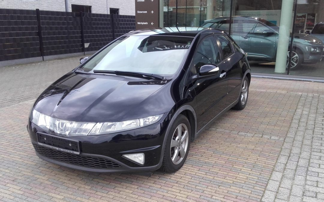 Honda Civic 1.4B Sport 06/2008