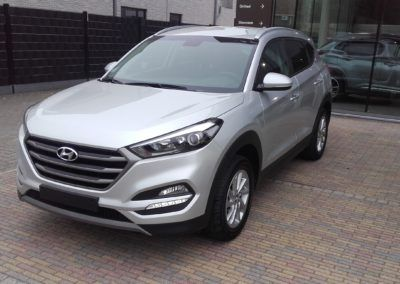 Hyundai Tucson 1.6B 01/2018