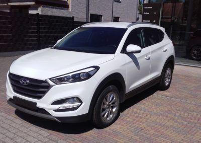 Hyundai Tucson 1.6B 06/2018