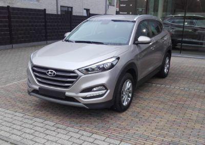 Hyundai Tucson 1.7CRDI 02/2018