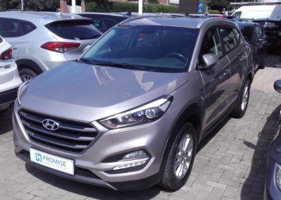 Hyundai Tucson 1.6B 06/2016 Verkocht