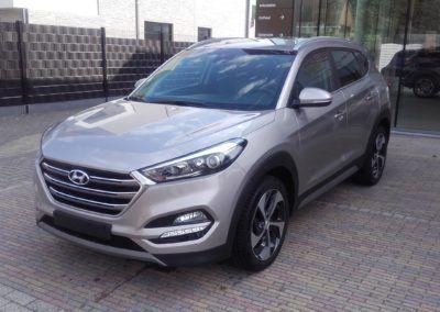 Hyundai Tucson 1.6T-GDI 7DCT 08/2018