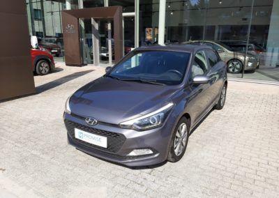 Hyundai i20 1.2B 10/2016 Verkocht