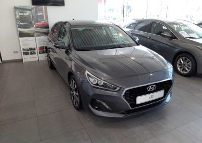 Hyundai i30 1.4T-GDI Demo nieuw