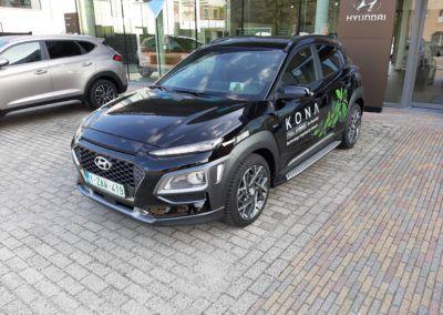Hyundai Kona Hybrid 1.6B Demo Nieuw