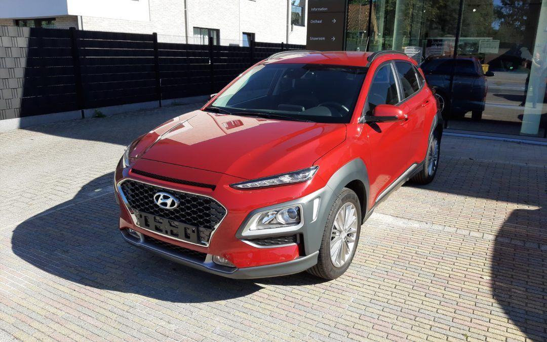 Hyundai Kona 1.0T-GDI 05/2018 Verkocht