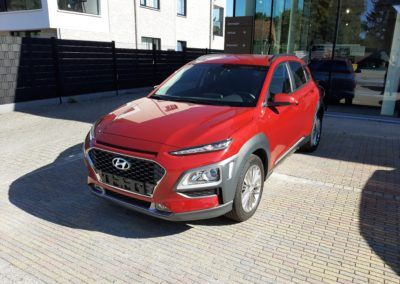 Hyundai Kona 1.0T-GDI 05/2018