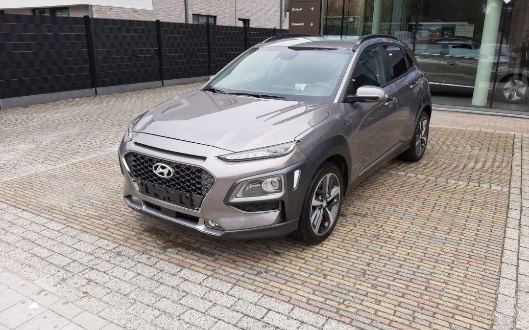 Hyundai Kona 1.6T-GDI  7DCT 11/2017