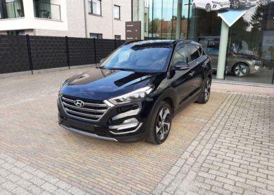Hyundai Tucson 1.6T-GDI 01/2017 Verkocht