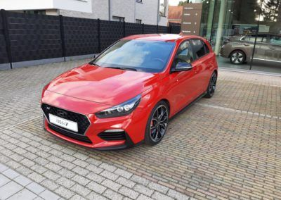 Hyundai i30N 2.0T-GDI  Performance Pack 04/2018