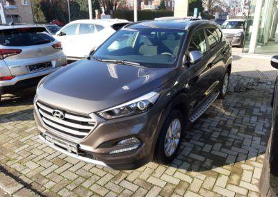 Hyundai Tucson 1.6B 10/2017 Verkocht