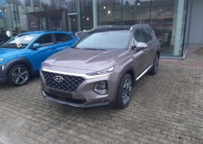Hyundai Santa Fé 2.2D 8A/T Demo