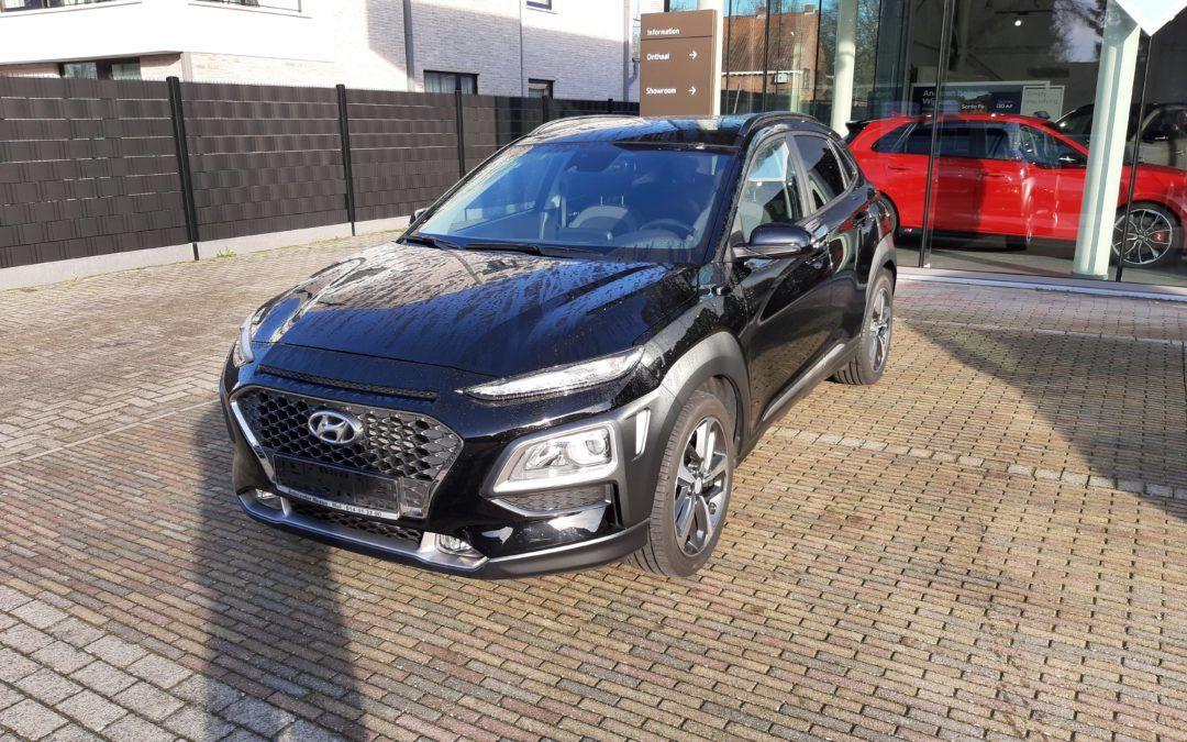 Hyundai Kona 1.0T-GDI 04/2018