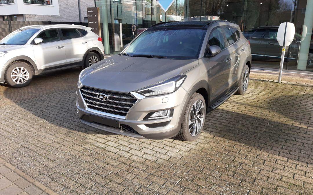 Hyundai Tucson 1.6D 7-DCT Demo