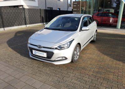 Hyundai i20 1.4B 04/2016 Verkocht