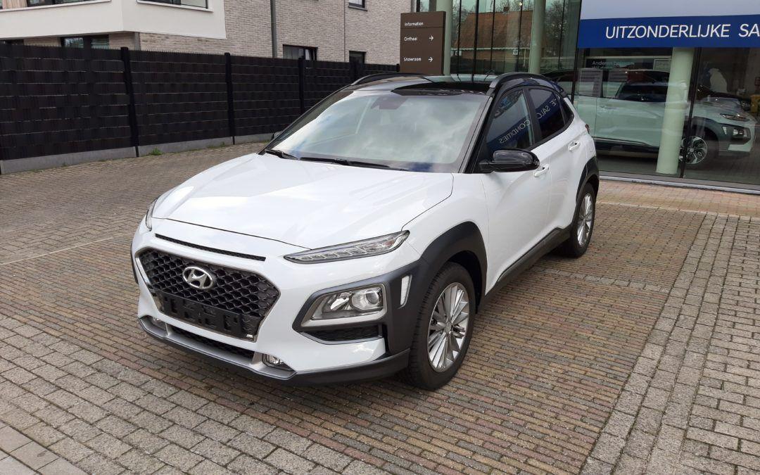 Hyundai Kona 1.0T-GDI 11/2018