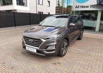 Hyundai Tucson 1.6T-GDI 7DCT 05/2019 Verkocht