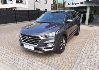 Hyundai Tucson 1.6T-GDI 7DCT 05/2019