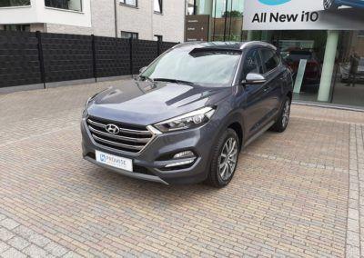 Hyundai Tucson 1.6T-GDI 01-2018