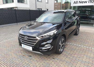 Hyundai Tucson 1.6T-GDI 7DCT 07/2018