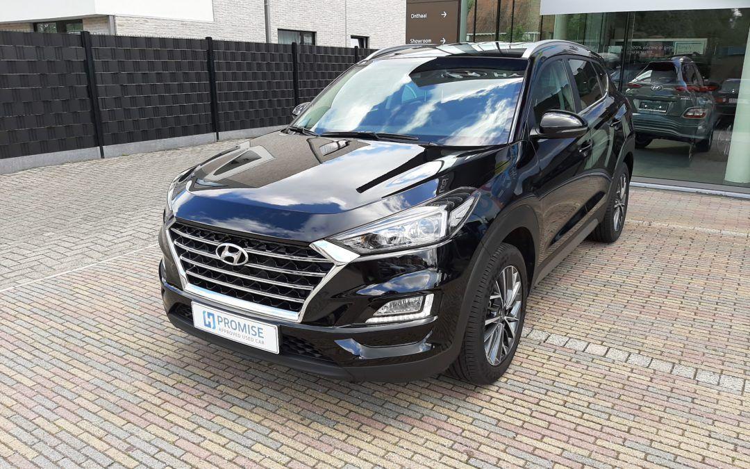 Hyundai Tucson 1.6B 04/2019