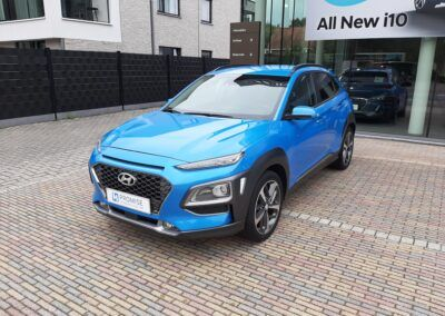 Hyundai Kona 1.0T-GDI 07/2018