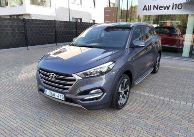 Hyundai Tucson 2.0CRDI 03/2016
