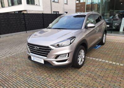Hyundai Tucson 1.6B 05/2019 Verkocht