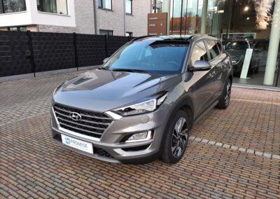 Hyundai Tucson 1.6 T-GDI 7DCT 02/2020 Verkocht