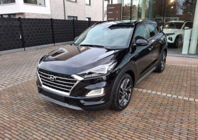 Hyundai Tucson 1.6T-GDI 7DCT 01/2019 Verkocht