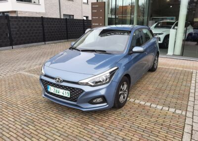 Hyundai i20 1.0T-GDI 12/2018 Verkocht