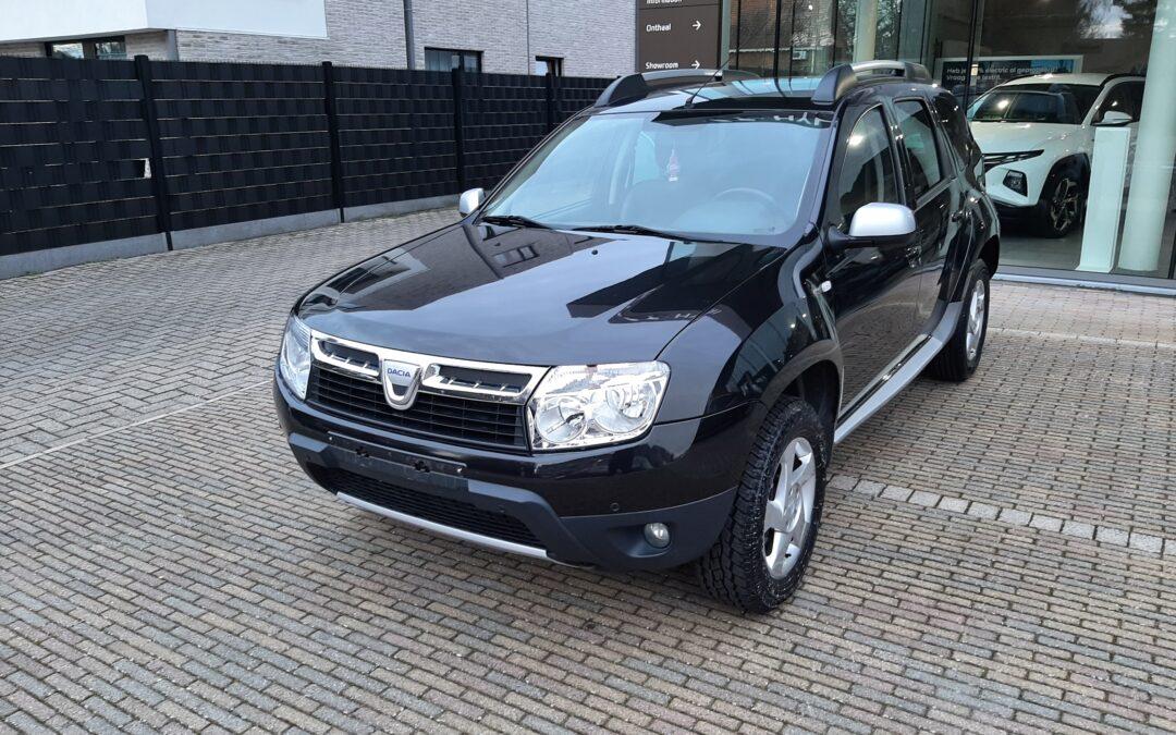 Dacia Duster 1.6B 07/2011