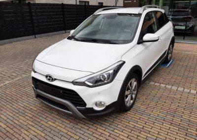 Hyundai i20 Active 1.0T-GDI 01/2016 Verkocht