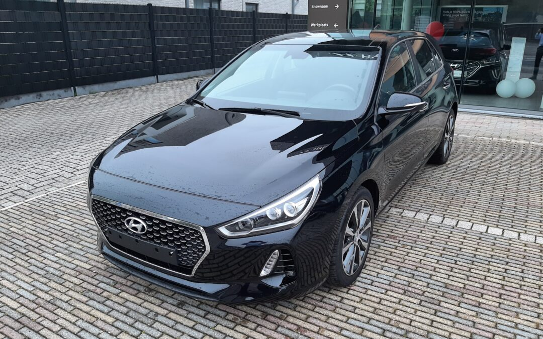 Hyundai i30 1.6D Full Option 05/2019