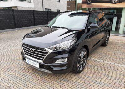 Hyundai Tucson 1.6T-GDI 7DCT 01/2020 Verkocht