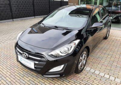 Hyundai i30 1.6B 06/2016 Verkocht