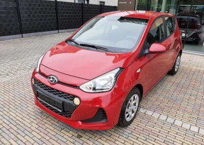 Hyundai i10 1.0B 03/2018 Automaat Verkocht