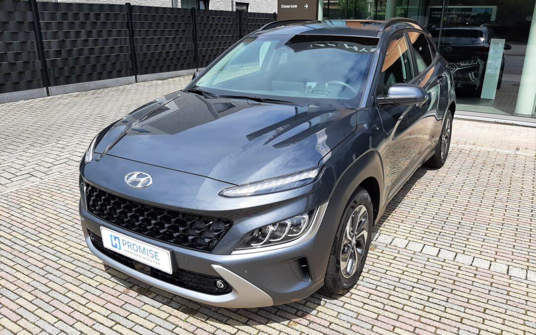 Hyundai Kona HEV 1.6B 02/2021