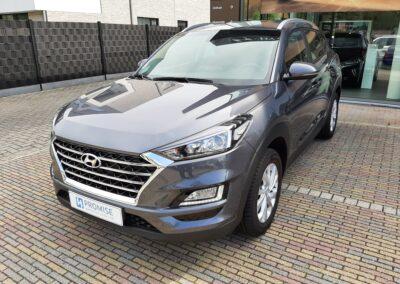 Hyundai Tucson 1.6B 02/2019