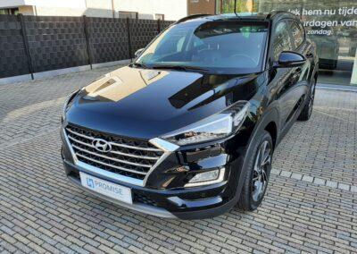 Hyundai Tucson 1.6T-GDI 7DCT 02/2019 Verkocht
