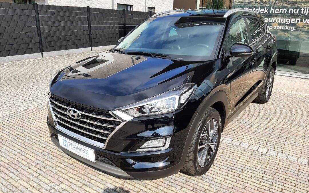 Hyundai Tucson 1.6T-GDI 7DCT 08/2019