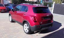 Chevrolet trax - 2